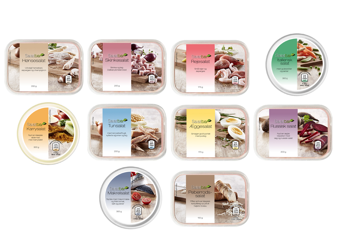 New bread spread products