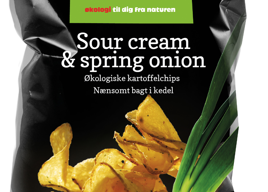 New organic chips - first in Denmark