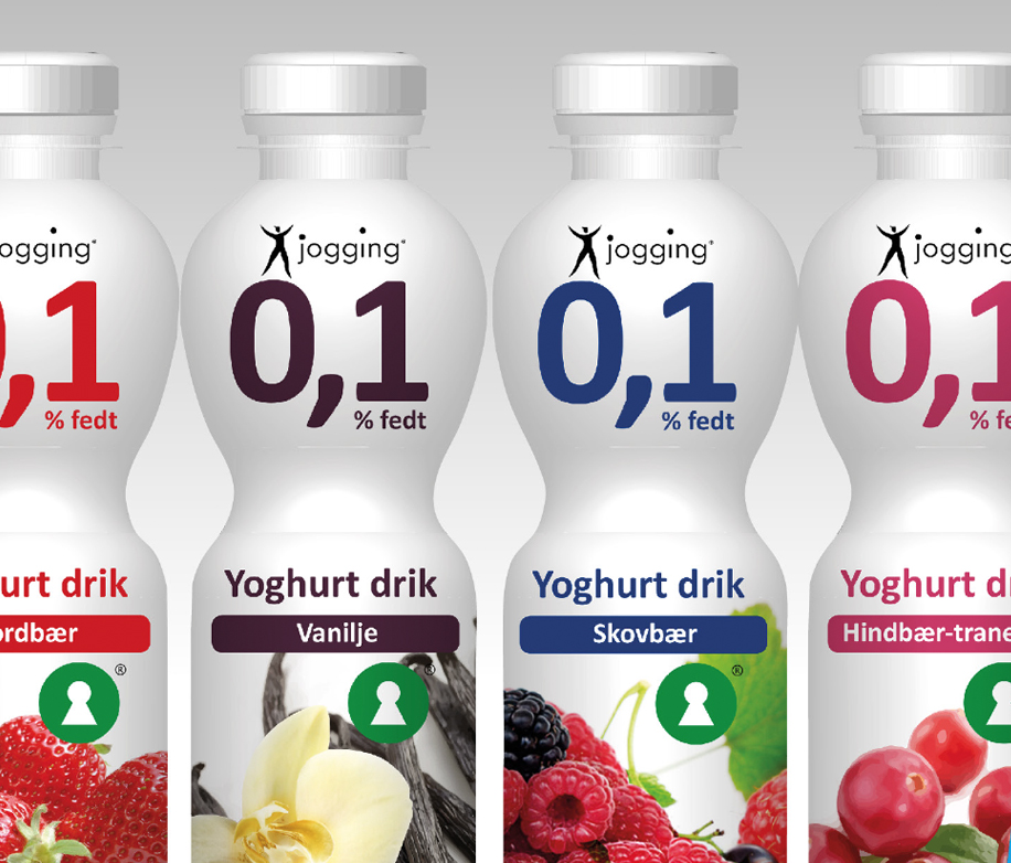 Low-fat Yoghurts for drinking
