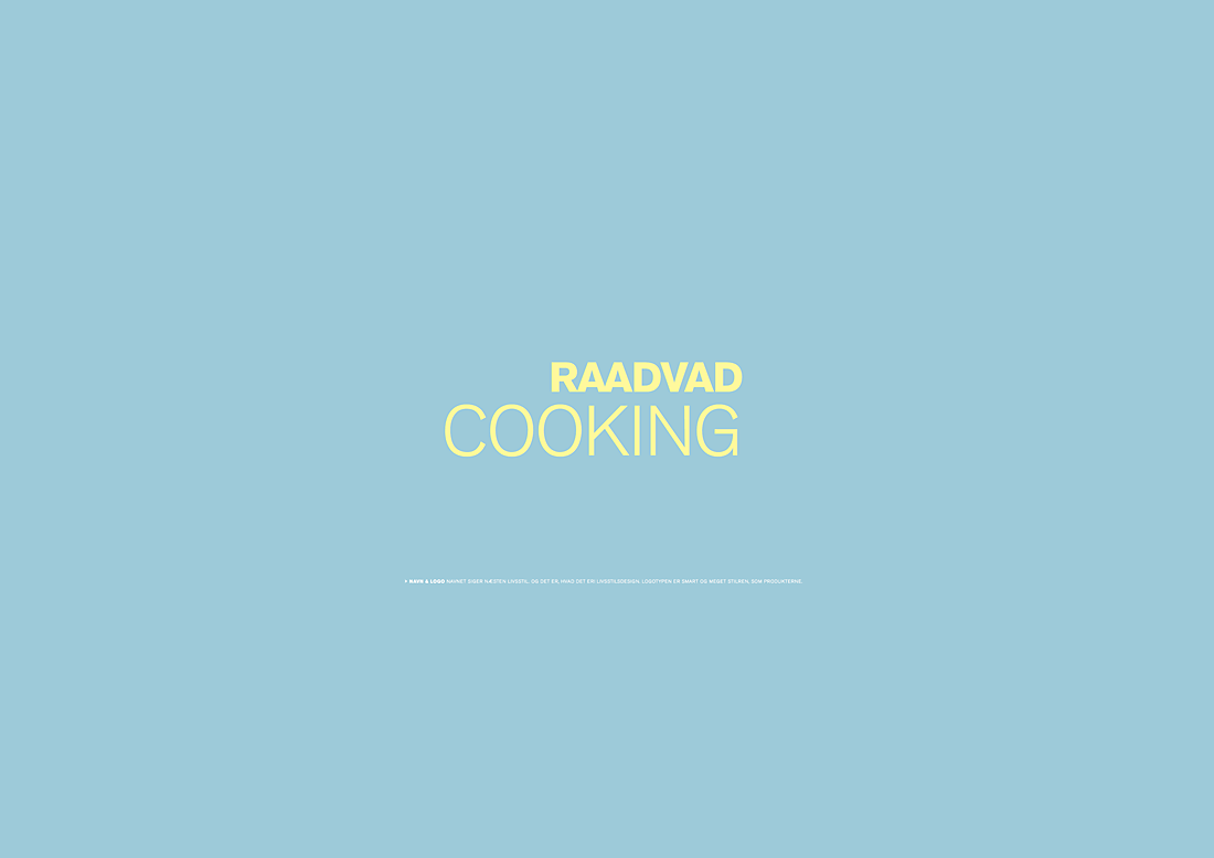 Raadvad Cooking